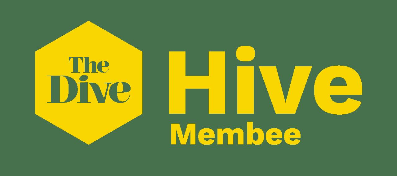 """Jan Gehrke ist Mitglied im Netzwerk von """"The Dive Hive""""."""